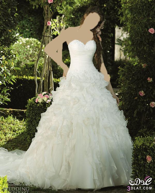 فساتين زفاف كلاسيكية فساتين زفاف مميزة و رائعة