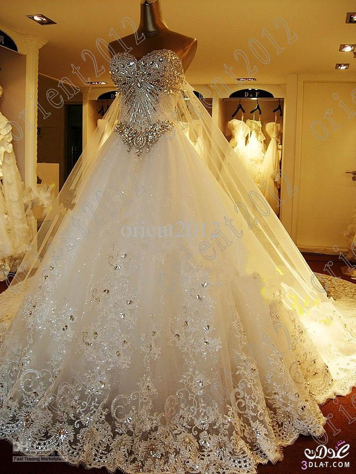 1f1e15eb0 فساتين زفاف جديدة Wedding Dress لاحلى عروسة فساتين زفاف, صور فساتين ...
