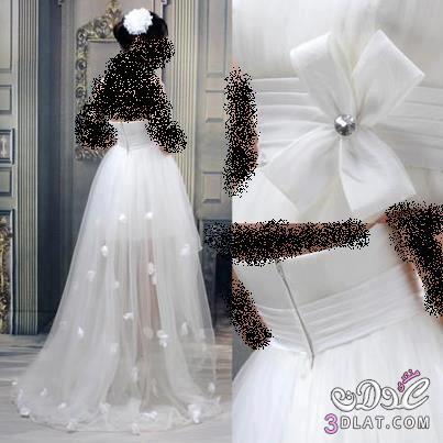 اجمل فساتيين زفاف 2021 فساتيين زفاف روعة جدا جدا 2021