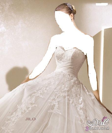 فساتين عرائس ٢٠١٤ فساتين زفاف راقية وجميلة