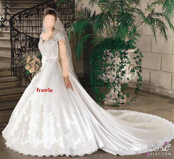 فستاين زفاف ولا أجمل من تجميعى