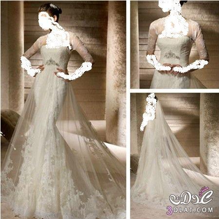 أجمل فساتين زفاف لأجمل عروسات
