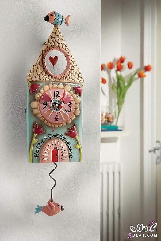 ساعات حائط باشكال مختلفة ساعات حائط 13821646606.jpeg