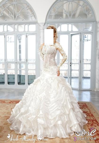 فساتين زفاف للعرائس فساتين زفاف 2021 للاميرات
