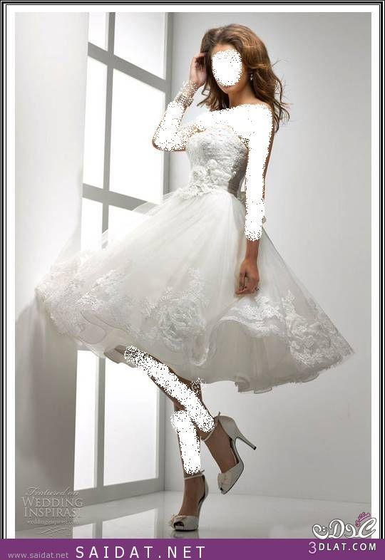 فساتين زفاف  لاحلى عدولة