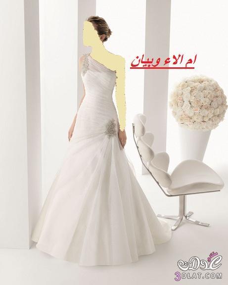 فساتين زفاف روعة ,احلى فساتين العروس 2021