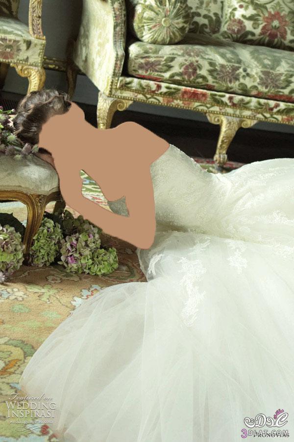 فساتين زفاف رقيقة جدا من pronovia,s
