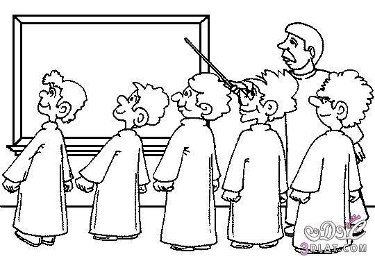 اطفال رسومات للاطفال رسومات جميله للتلوين رسومات