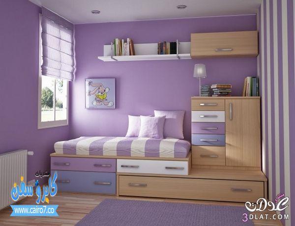 صور غرف نوم اطفال تجنن 2018   غرف نوم اطفال بنات حديثة 2018   مريم