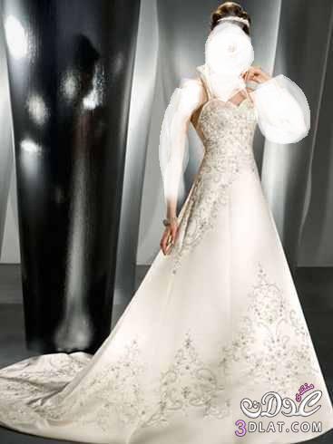 تعالي ياعروسه فستان فرحك عندي,فساتين زفاف بيضاء 2021