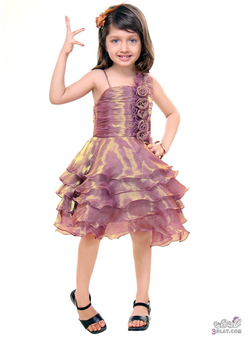 8696ee3ea فساتين جميلة للاطفال 2020 - فساتين حلو للمناسبات 2020 - فساتين بنات ...