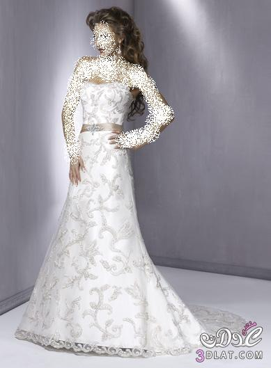 موديلات جديده لفساتين الزفاف 2021 اجمل فساتين عرائس 2021