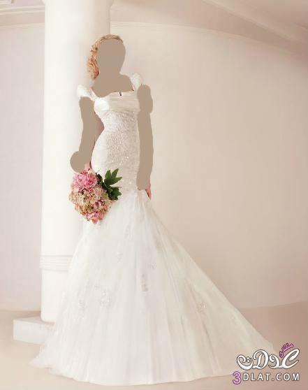 اجمل فساتين الزفاف 2013 13830648242