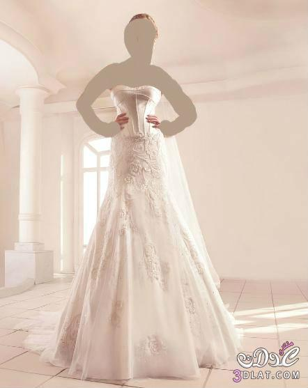 اجمل فساتين الزفاف 2013 13830648244