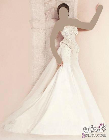 اجمل فساتين الزفاف 2013 13830648246