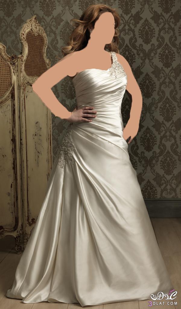 فساتين الزفاف 13832204952