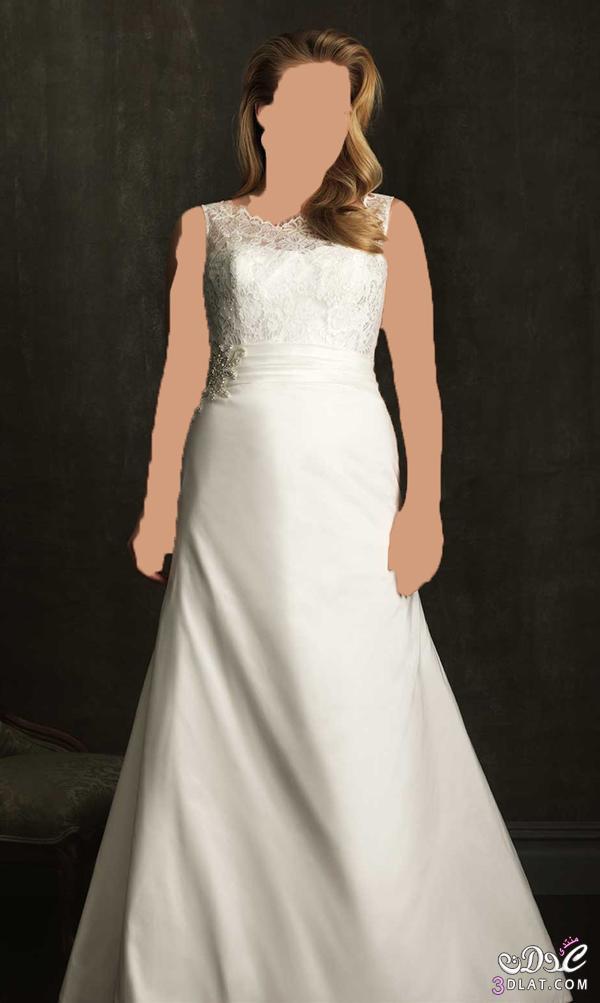 فساتين الزفاف 13832204953