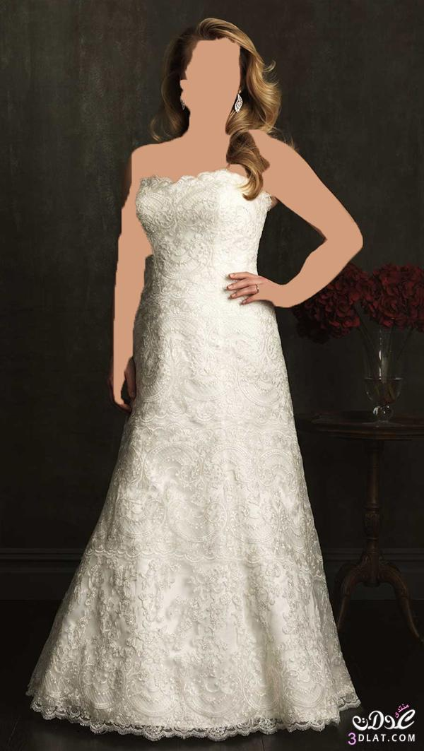 فساتين الزفاف 13832204954