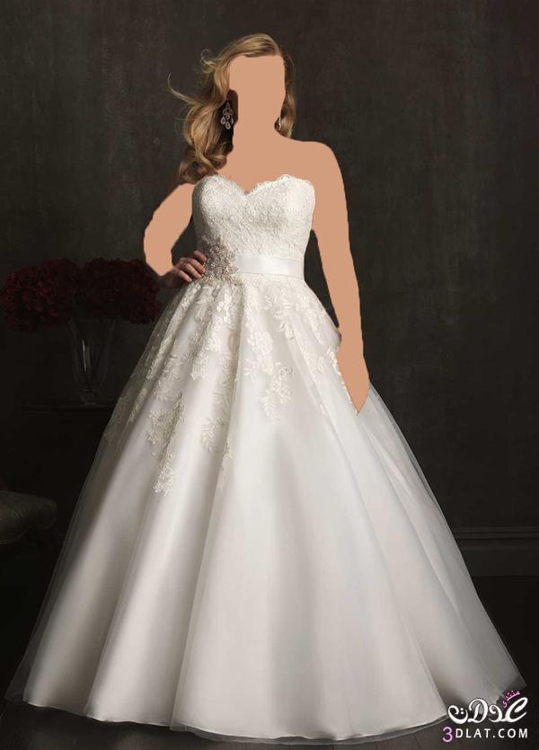فساتين الزفاف 13832204955