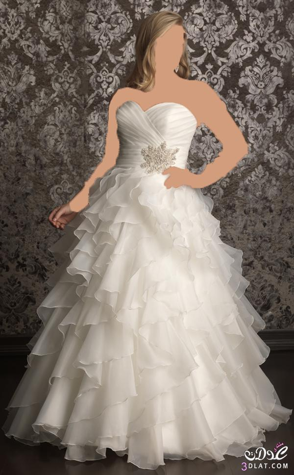 فساتين الزفاف 13832204956