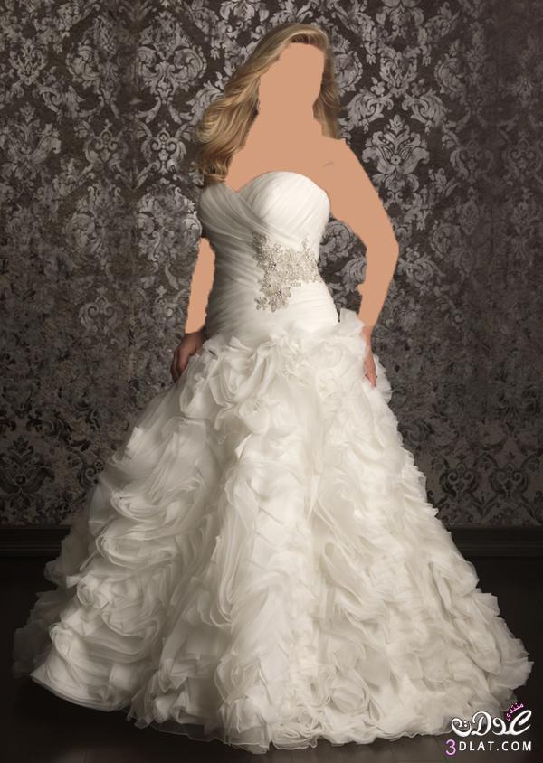 فساتين الزفاف 13832204957