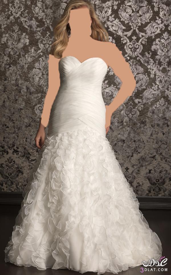 فساتين الزفاف 13832204958