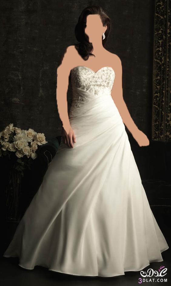 فساتين الزفاف 13832204969