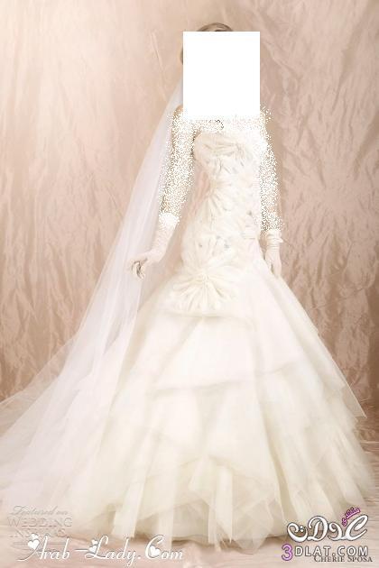فساتين زفاف مليئة بالآنوثة الراقية من Cherie Sposa