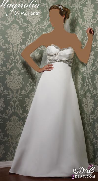 فساتين زفاف للنجمات