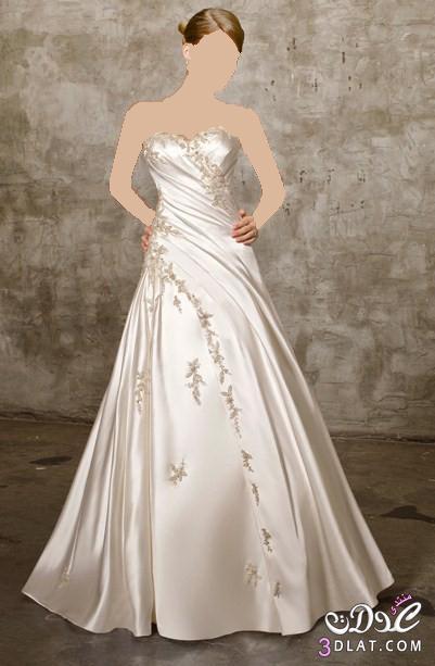 رقة و اناقة في ليلة الزفاف لاجمل عروسة ... فساتين زفاف روعة