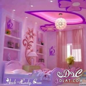 ديكورات غرف نوم بنات 2018 ديكورات رائعة لغرف البنات 2018 اجمل غرف