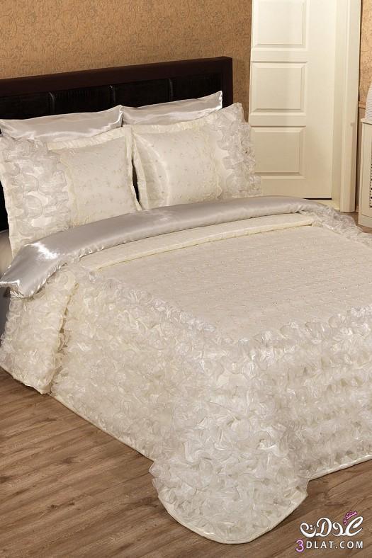 مفارش سرير للعرايس مفارش سرير روعة 13842451421.jpeg