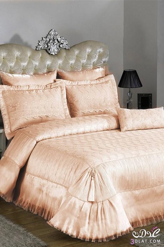 مفارش سرير للعرايس مفارش سرير روعة 13842451424.jpeg