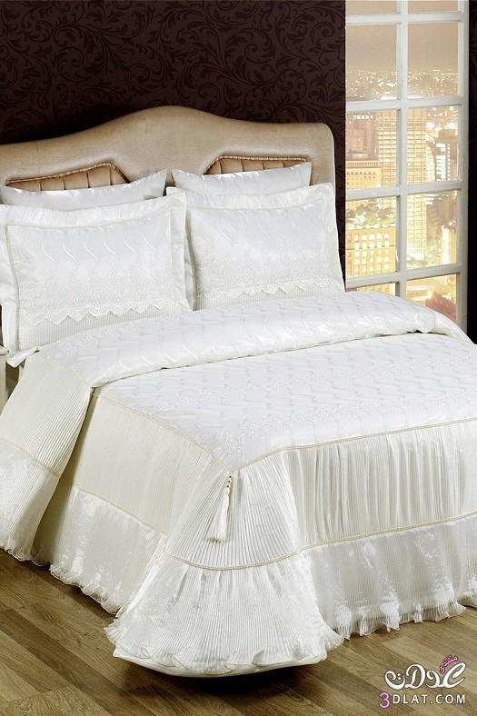 مفارش سرير للعرايس مفارش سرير روعة 13842451428.jpeg