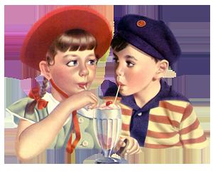 سكرآبز أطفال