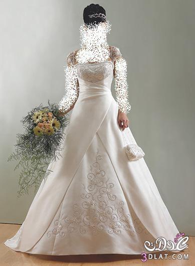 فساتين زفاف روعه،فساتين زفاف من كل ألأشكال 2021