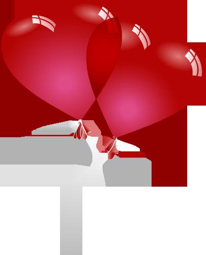 سكرابز قلوب حمراء للتصميم 2014