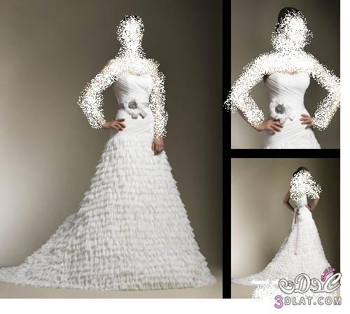 فساتين للأعراس 2021,فساتين لفرحك يا أحلي وأأنيقة وأرق عروسه,فساتين جميله