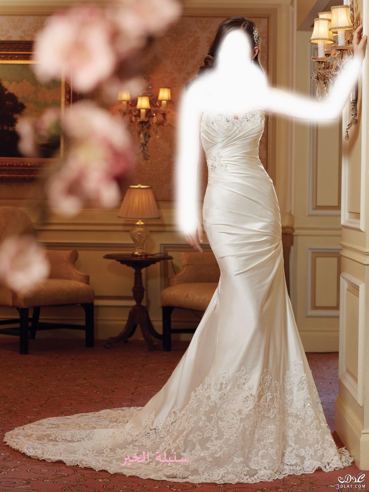 اروع واجمل فساتين الزفاف 2021 - فساتين اخر شياكة 2021 - فساتين 2021