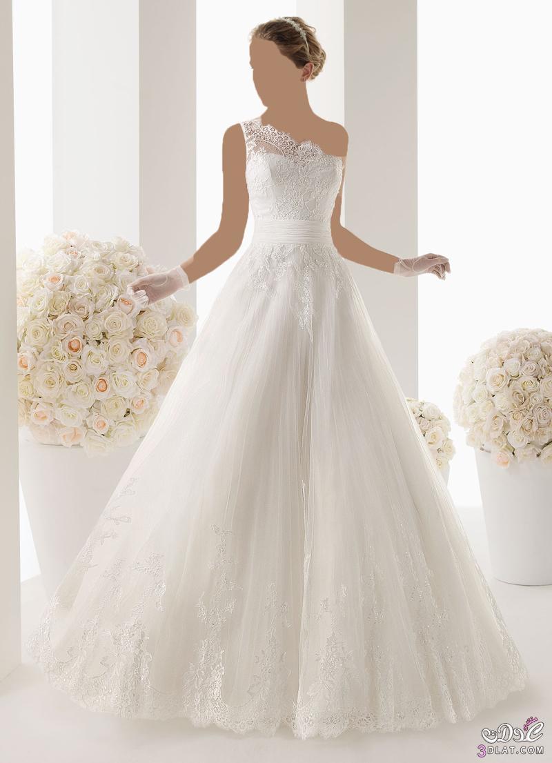 ارق عروسة هنا في عرائس الجزائر فساتين زفاف لارق البنات