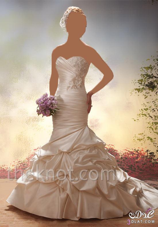 اجمل و اروع فساتين الزفاف لاجمل عروسة