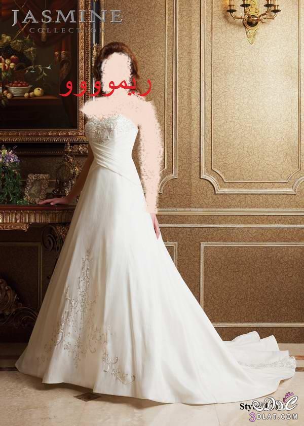 فساتين فرح 2021 ,فساتين زفاف جديده ,فساتين زواج رائعه