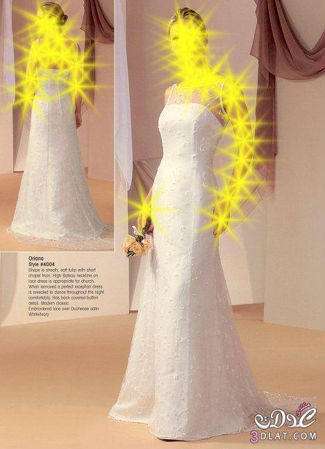 فساتين افراح اللون الابيض فساتين زفاف 2021