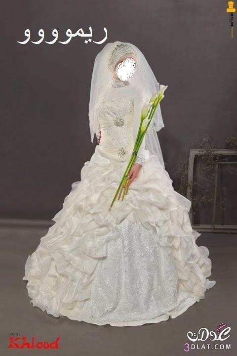 فساتين فرح محجبه ,فساتين زفاف للمحجبات ,فساتين زواج محجبه 2021 , اجمل فساتين الف