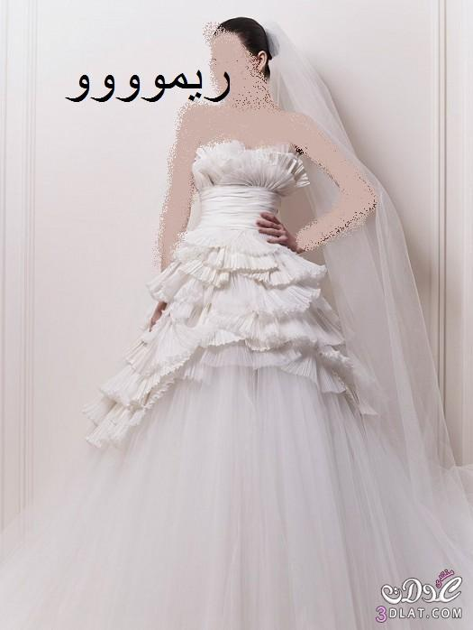 فساتين فرح 2021 , فساتين زفاف 2021 , صور فساتين زواج جديدة