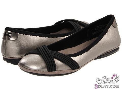 dd7a0ff2d احذية فلات نسائيه 2020 , احذية فلات مميزه , اجمل احذيه الفلات ...