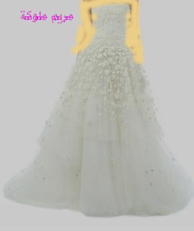 فساتين زفاف Oscar de la Renta لخريف 2021 مجموعة فساتين مميزة  للعروس الحالمة