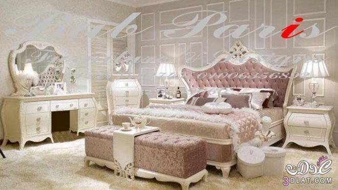 غرف نوم مفروشات المطلق 2013   منتديات بورصات