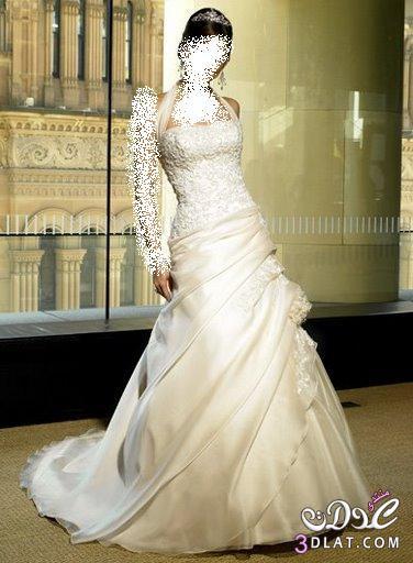 فساتين أفراح 2021,فساتين زفاف مميزه,فساتين بيضاء