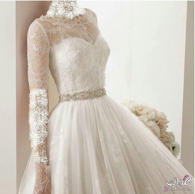 أنوثة راقية لكل عروس تبحث عن الجمال و البساطة
